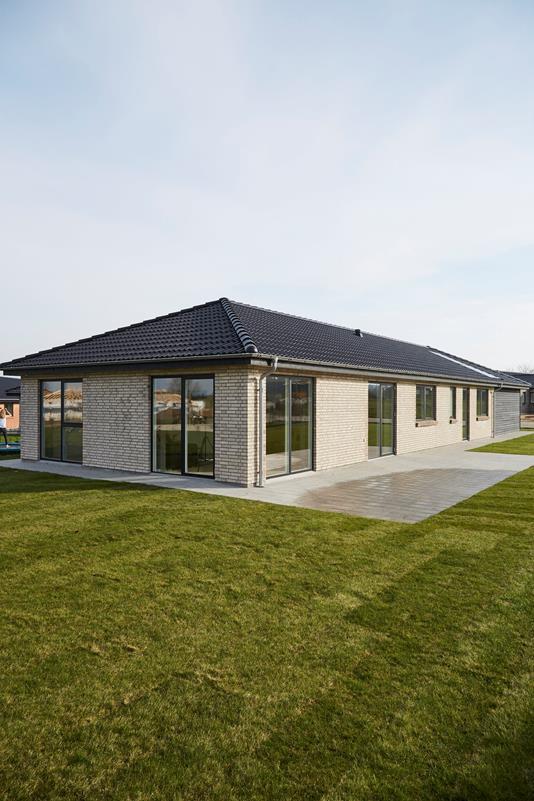 Villa på Nordrup Vestervang i Ringsted - Ejendommen