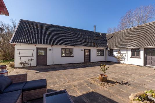 Villa på Ørnekildevej i Fjenneslev - Ejendommen