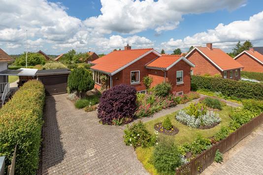 Villa på Gyvelvej i Ringsted - Ejendommen