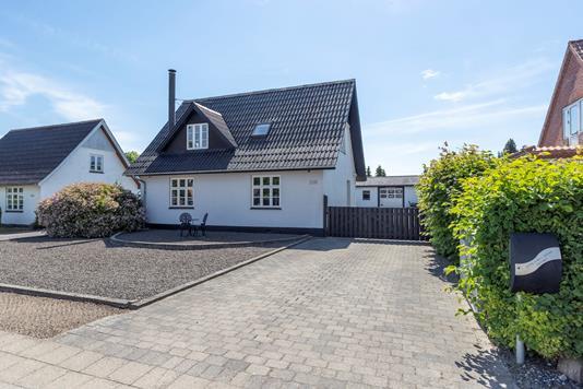 Villa på Roskildevej i Ringsted - Ejendommen