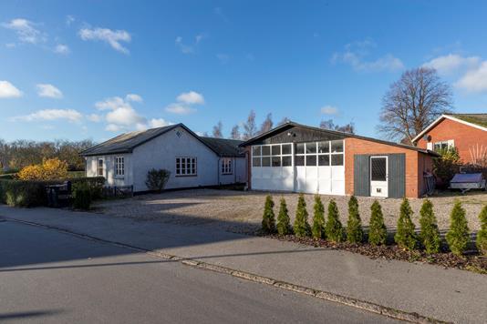 Villa på Bavelsevej i Glumsø - Ejendommen