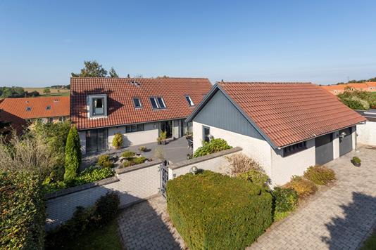 Villa på Horsemosevej i Ringsted - Ejendommen