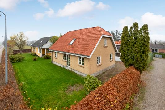 Villa på Farendløsevej i Ringsted - Ejendommen
