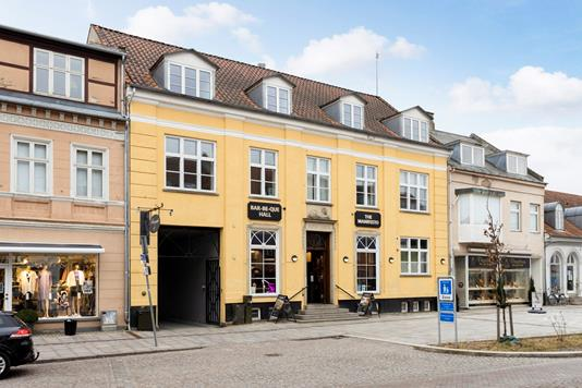 Ejerlejlighed på Nørregade i Ringsted - Ejendommen