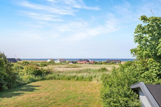 Fritidsbolig på Drosselsvinget i Sjællands Odde - Have