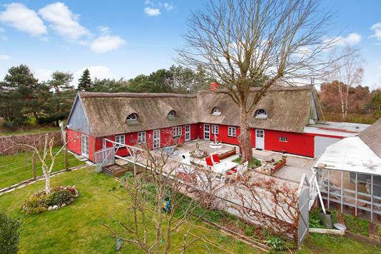 Villa på Vesterlyngvej i Nykøbing Sj - Andet