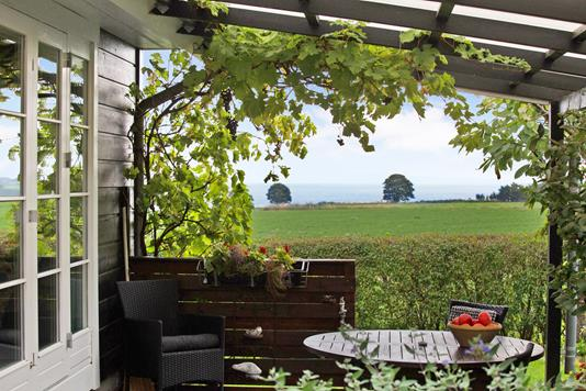 Villa på Prins Christiansvej i Sjællands Odde - Udsigt