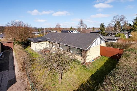 Villa på Parkdammen i Brøndby - Mastefoto