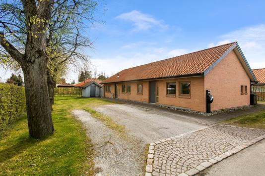 Villa på Æblevej i Glostrup - Ejendommen