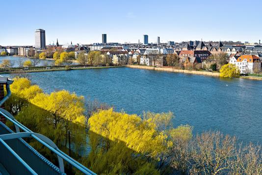 Ejerlejlighed på Gyldenløvesgade i København V - Udsigt