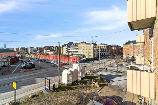 Ejerlejlighed på Hamletsgade i København N - Udsigt