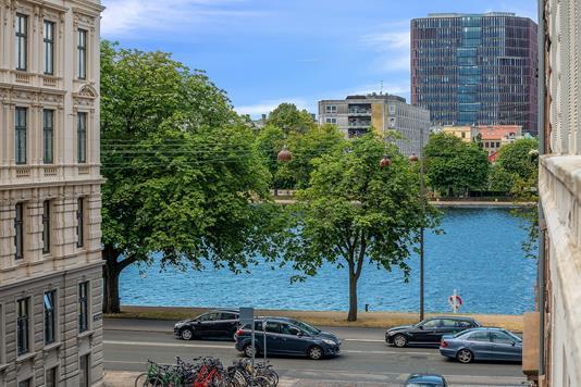 Ejerlejlighed på Ole Suhrs Gade i København K - Udsigt