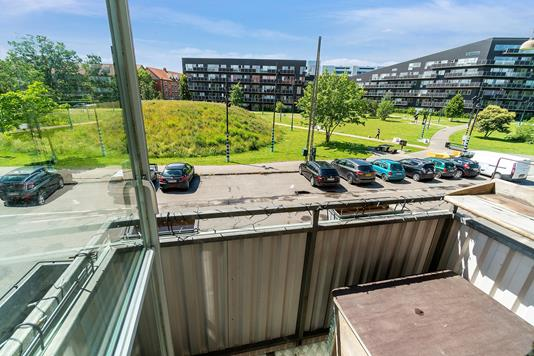 Ejerlejlighed på Ørnevej i København NV - Altan