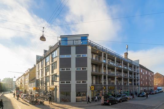 Ejerlejlighed på Blågårdsgade i København N - Andet