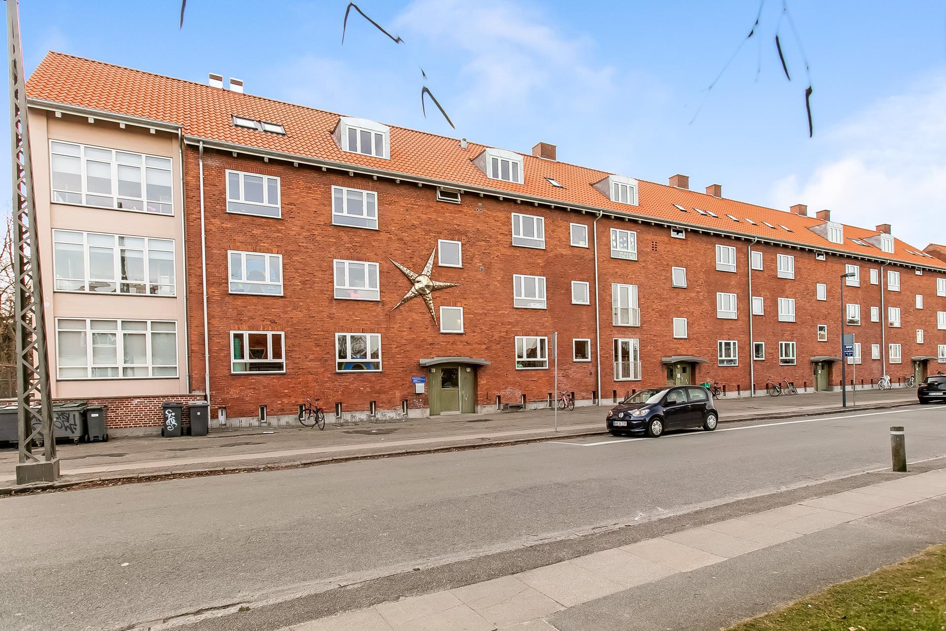 Andelsbolig på Grækenlandsvej i København S - Ejendommen