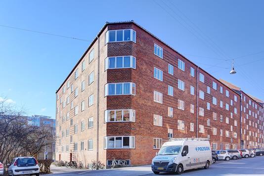 Ejerlejlighed på Birkedommervej i København NV - Ejendommen
