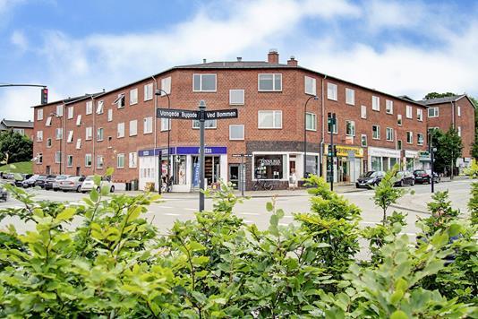 Ejerlejlighed på Vangede Bygade i Gentofte - Område