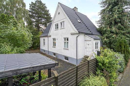 Villa på Gladsaxevej i Søborg - Ejendommen