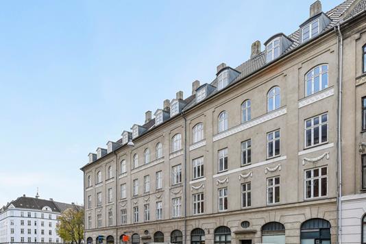 Ejerlejlighed på Haderslevgade i København V - Andet
