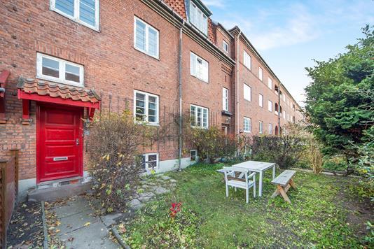 Villa på Valmuevej i København S - Ejendom 1