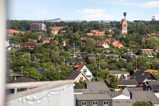 Andelsbolig på Ørestads Boulevard i København S - Udsigt