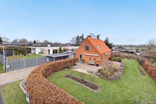 Villa på Holmebuen i Karlslunde - Andet