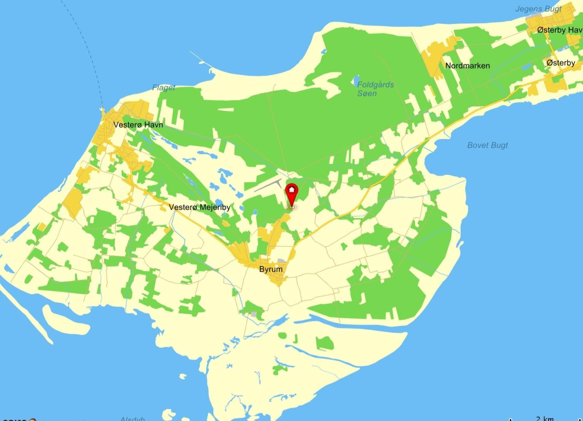 Fritidsgrund på Nordgårdsvej i Læsø - Grund