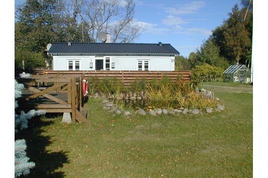Villa på Gammel Østerbyvej i Læsø - Facade
