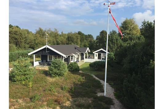 Fritidsbolig på Klitrosevej i Læsø - Andet