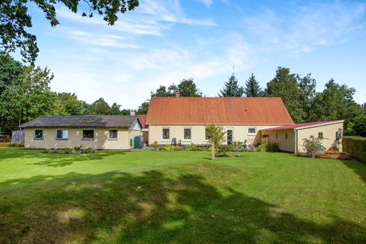 Villa på Præstevejen i Læsø - Ejendommen