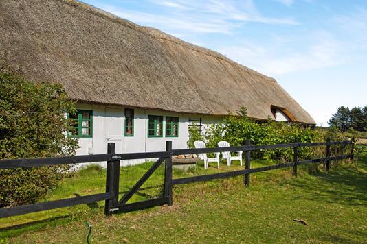 Villa på Søndre Kirkevej i Læsø - Ejendommen