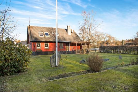 Villa på Vesterø Havnegade i Læsø - Ejendommen