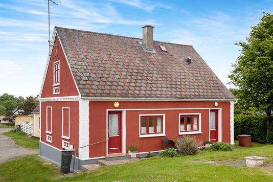 Villa på Thorvald Hansensvej i Læsø - Ejendommen