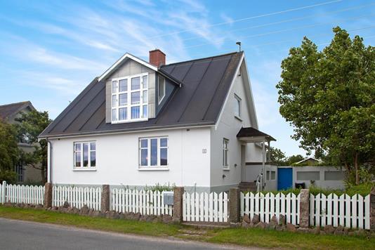 Villa på Plantagevej i Læsø - Ejendommen