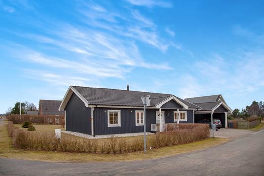 Villa på Campingpladsvej i Læsø - Ejendommen