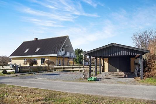 Villa på Ærøvej i Læsø - Ejendommen
