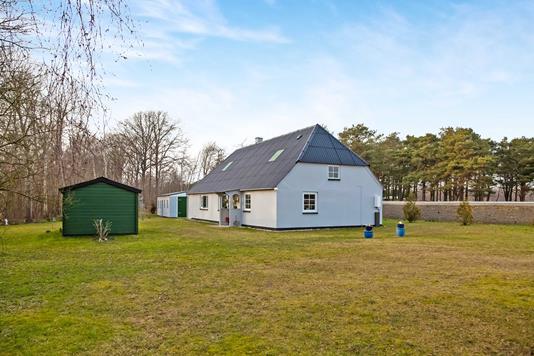 Villa på Byrumvej i Læsø - Ejendommen