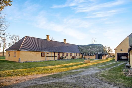 Villa på Stoklundvejen i Læsø - Ejendommen