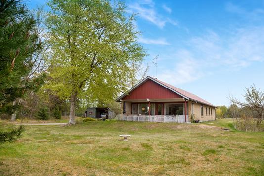 Villa på Rullegårdsvej i Læsø - Ejendommen