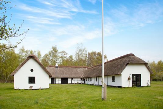 Villa på Lille Strandgårdsvej i Læsø - Ejendommen