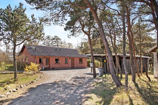 Villa på Ternevej i Læsø - Ejendommen