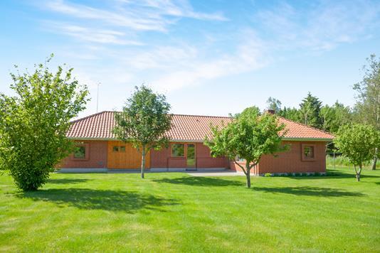 Villa på Markstien i Læsø - Ejendommen