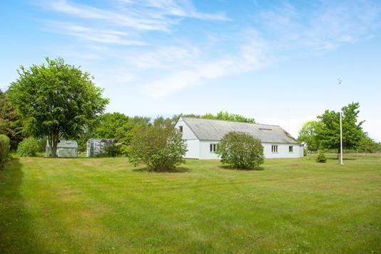 Villa på Markvejen i Læsø - Ejendommen