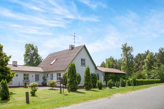 Villa på Danzigmannvej i Læsø - Ejendommen