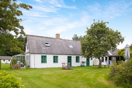 Villa på Østerbyvejen i Læsø - Ejendommen