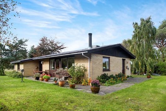 Villa på Orøvej i Læsø - Ejendommen