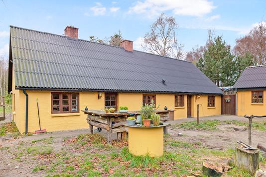 Villa på Østerbyvejen i Læsø - Terrasse