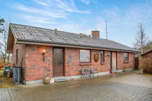 Villa på Gammel Østerbyvej i Læsø - Ejendommen