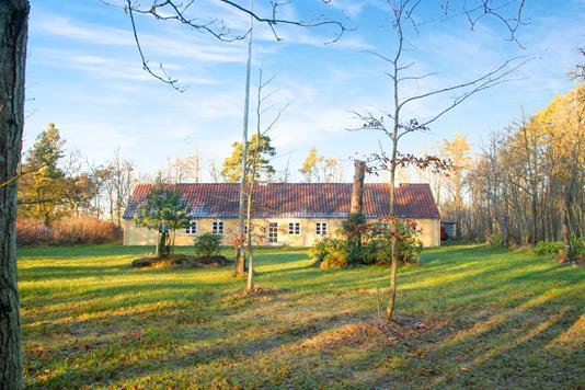 Villa på Flyvepladsvej i Læsø - Ejendommen