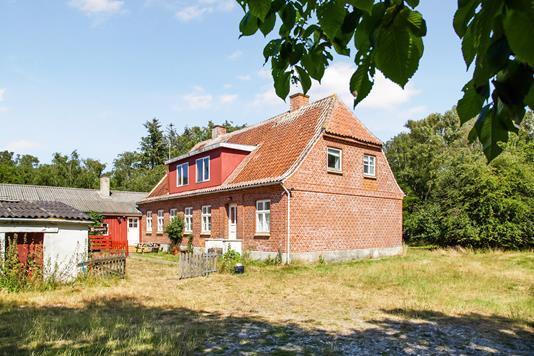 Villa på Bogøgårdvej i Læsø - Ejendom 1